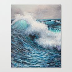 Tofino Canvas Print