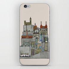 London Rising iPhone & iPod Skin
