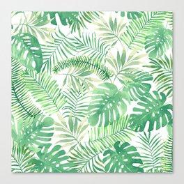 Into Chill XIX Canvas Print