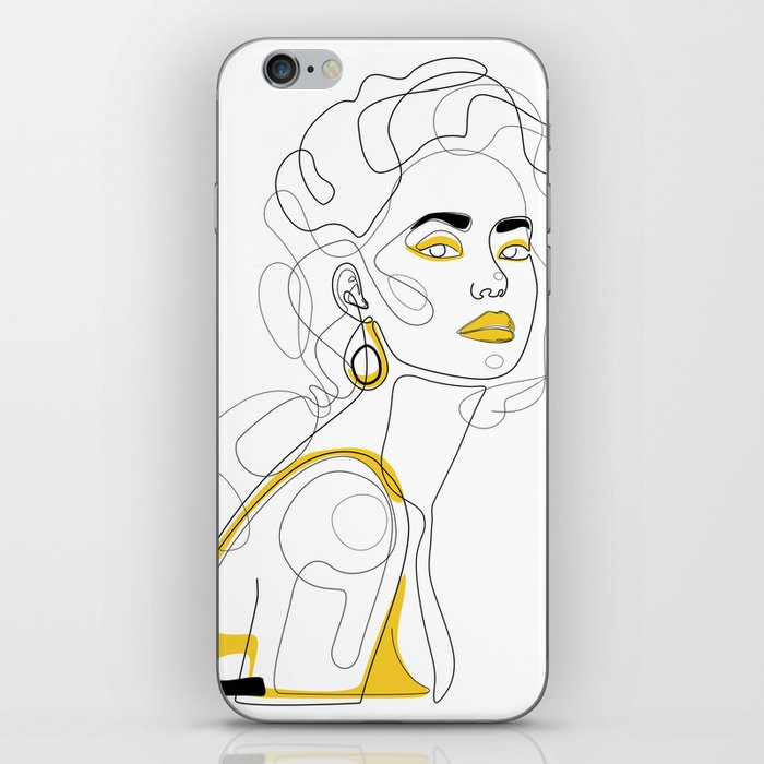 In Lemon iPhone Skin