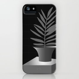Lola Pot #2 Black iPhone Case