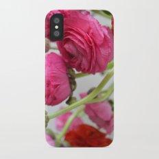 Ranunculus Slim Case iPhone X