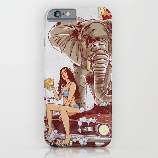 Car Wash iPhone & iPod Case
