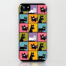 Different Scottie Slim Case iPhone (5, 5s)