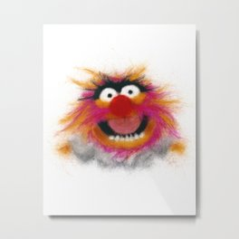 Animal, The Muppets Metal Print