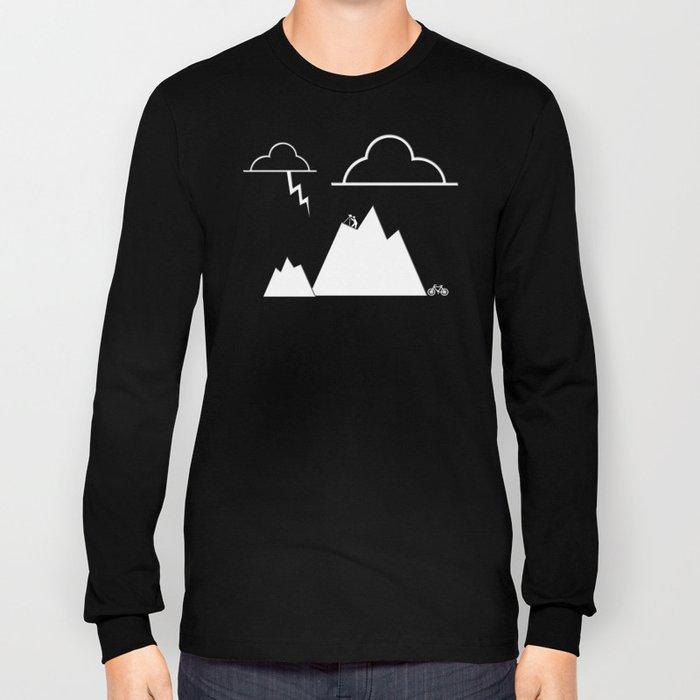 The Adventurer Long Sleeve T-shirt
