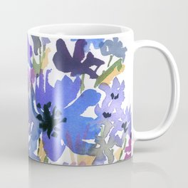 Heavenly Blues and Purples Coffee Mug