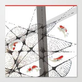 BAITS Canvas Print