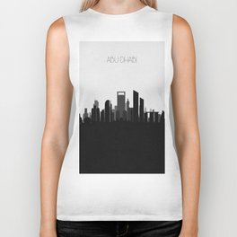 City Skylines: Abu Dhabi (Alternative) Biker Tank