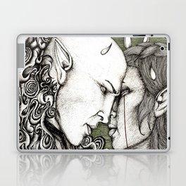 Dread Wolf's lover Laptop & iPad Skin