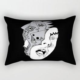 Split 01 Rectangular Pillow