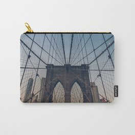 Brooklyn Mornings Carry-All Pouch