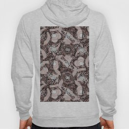 Abstract pattern. Hoody