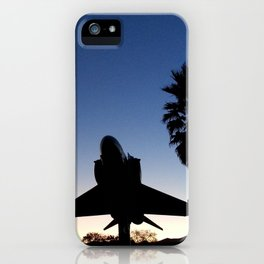 F-4 at Sunrise iPhone Case