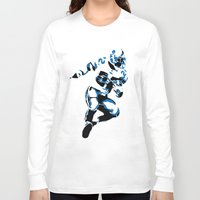 cowboy Long Sleeve T-shirts featuring Cowboy by Sbranch