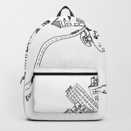 Landscape Escape GRRRL Backpack
