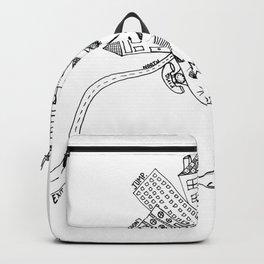 Landscape Escape GRRRL Backpack