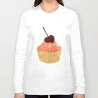 candy Long Sleeve T-shirts featuring Candy!! by Christopher Bennett