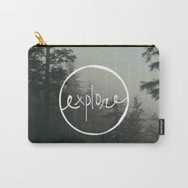 Explore Oregon Forest Carry-All Pouch