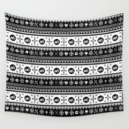 Ugly Sweater Society6 Wall Tapestry
