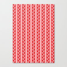 Red Joy Canvas Print