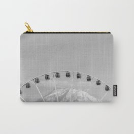 Mount Rainier Ferris Wheel Carry-All Pouch