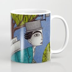The Reading Tree Coffee Mug