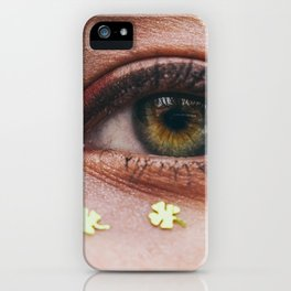 See me. iPhone Case