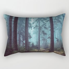 In the Pines Rectangular Pillow