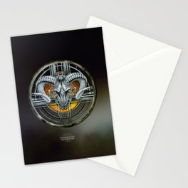 """Astrological Mechanism - Aries"" Stationery Cards"