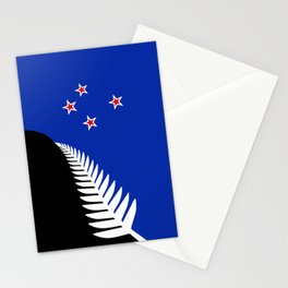 Proposed new national flag design for New Zealand Stationery Cards