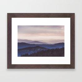 Dream On Framed Art Print