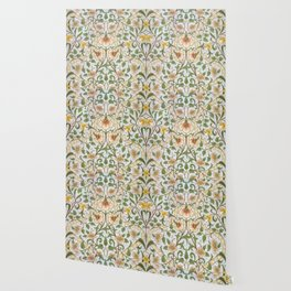 William Morris Daffodil Wallpaper