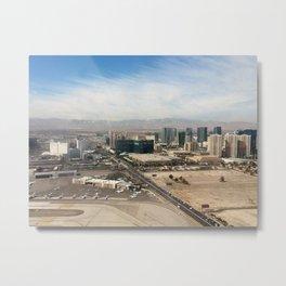 Leaving Las Vegas 1 Metal Print