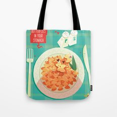 :::Butterflies in your stomach::: Tote Bag
