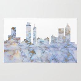 Atlanta Skyline Georgia Rug