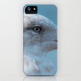 Shorebird in close-up iPhone Case