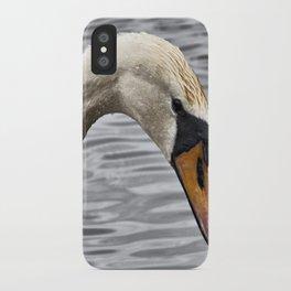 Graceful Beauty iPhone Case