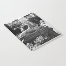 Elizabeth Street Garden II Notebook
