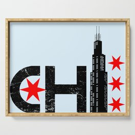 The Chi Serving Tray