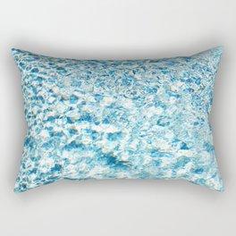 Pool Texture Rectangular Pillow