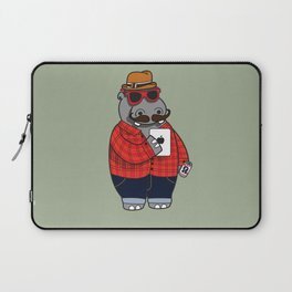 Hipposter Laptop Sleeve