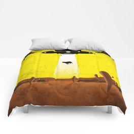 U F O l o g y // by B20200 Comforters