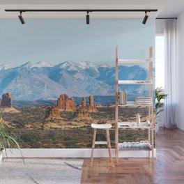 Landforms Wall Mural