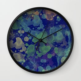 Abstract XV Wall Clock