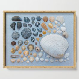 Sally Sells Sea Shells and I bought 'em Serving Tray