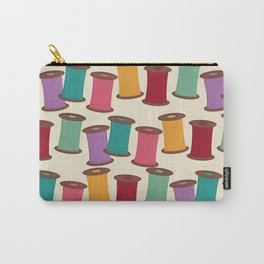 Spools of Thread Carry-All Pouch