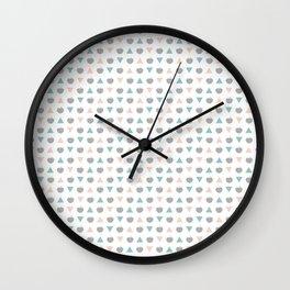 CALM MORNING Wall Clock