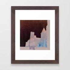 Sublime Carcassone Framed Art Print