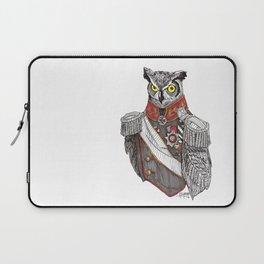 General Owlington Laptop Sleeve